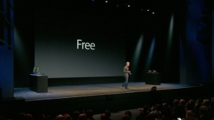 OS X Mavericks is Free