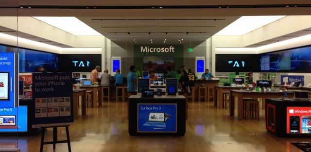Microsoft Oct 4